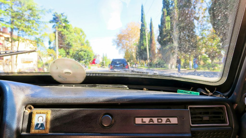 Suchumi taxi
