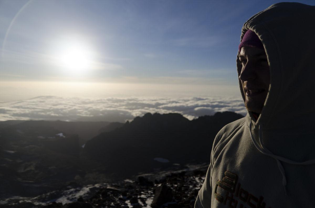 Mt. Kenia - 5199 m