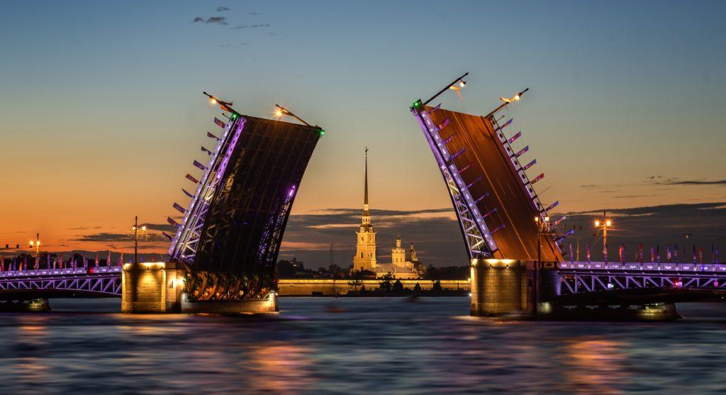 Białe Noce Petersburg