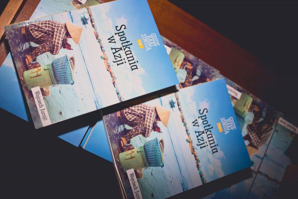 książka o azji