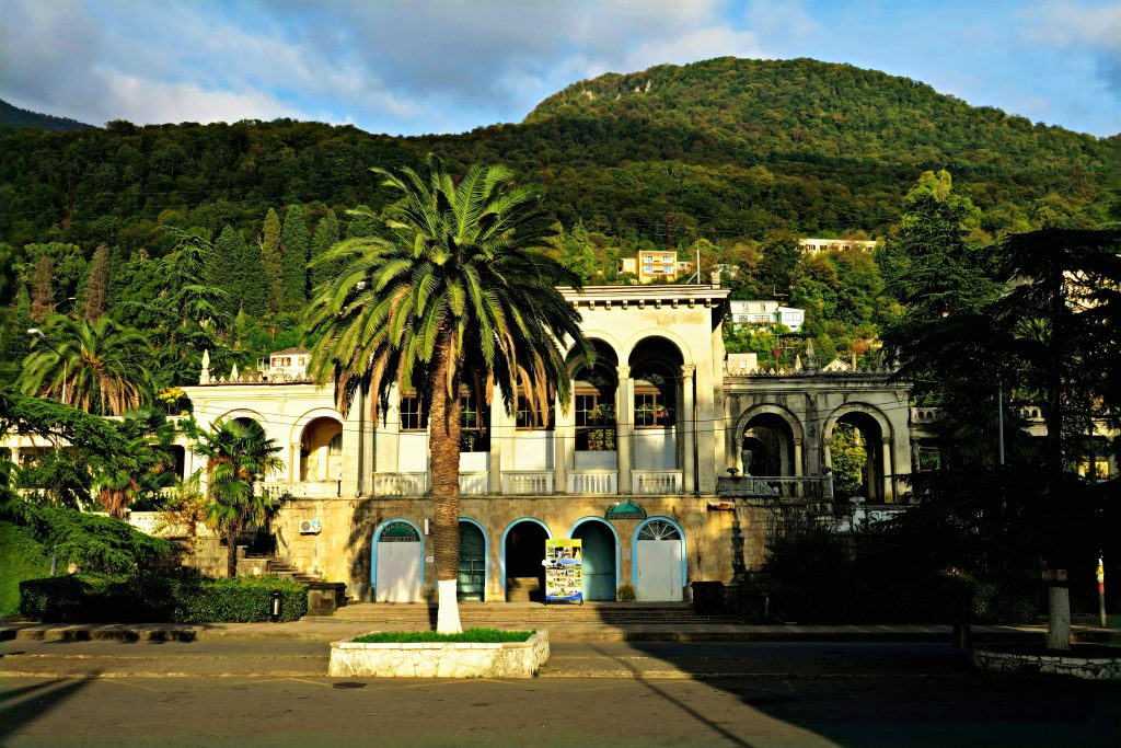 Gagra, Abchazja
