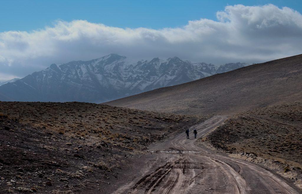 Góry w Iranie