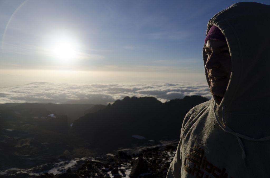 Mt. Kenya, Kenia