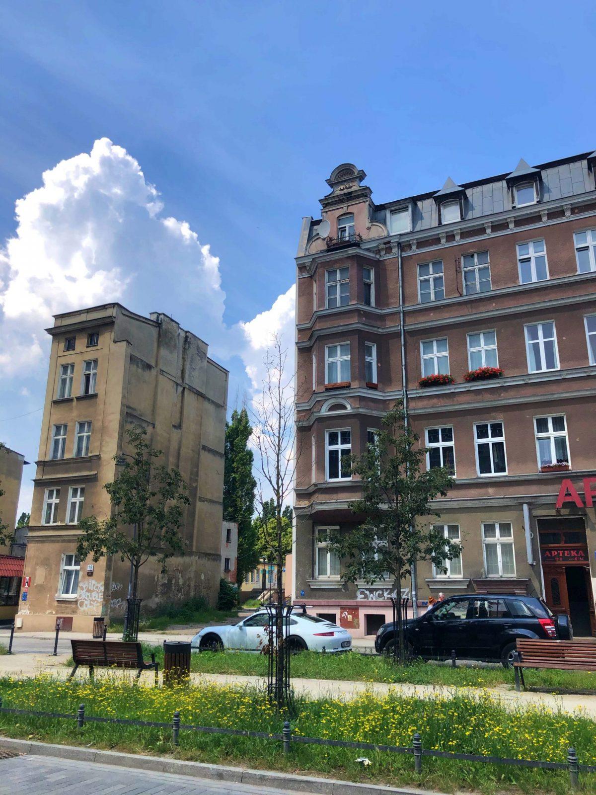 Kamienice przedwojenne Gdańsk