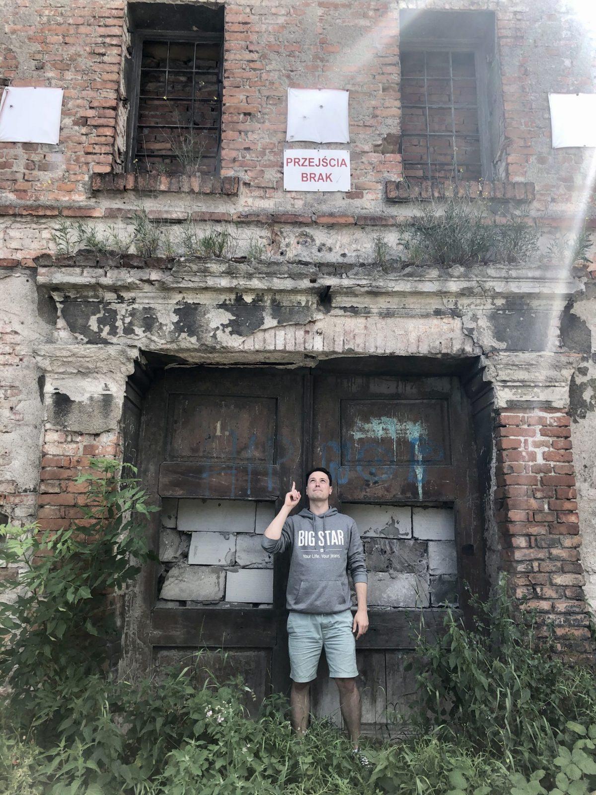 Ruiny Gdańsk