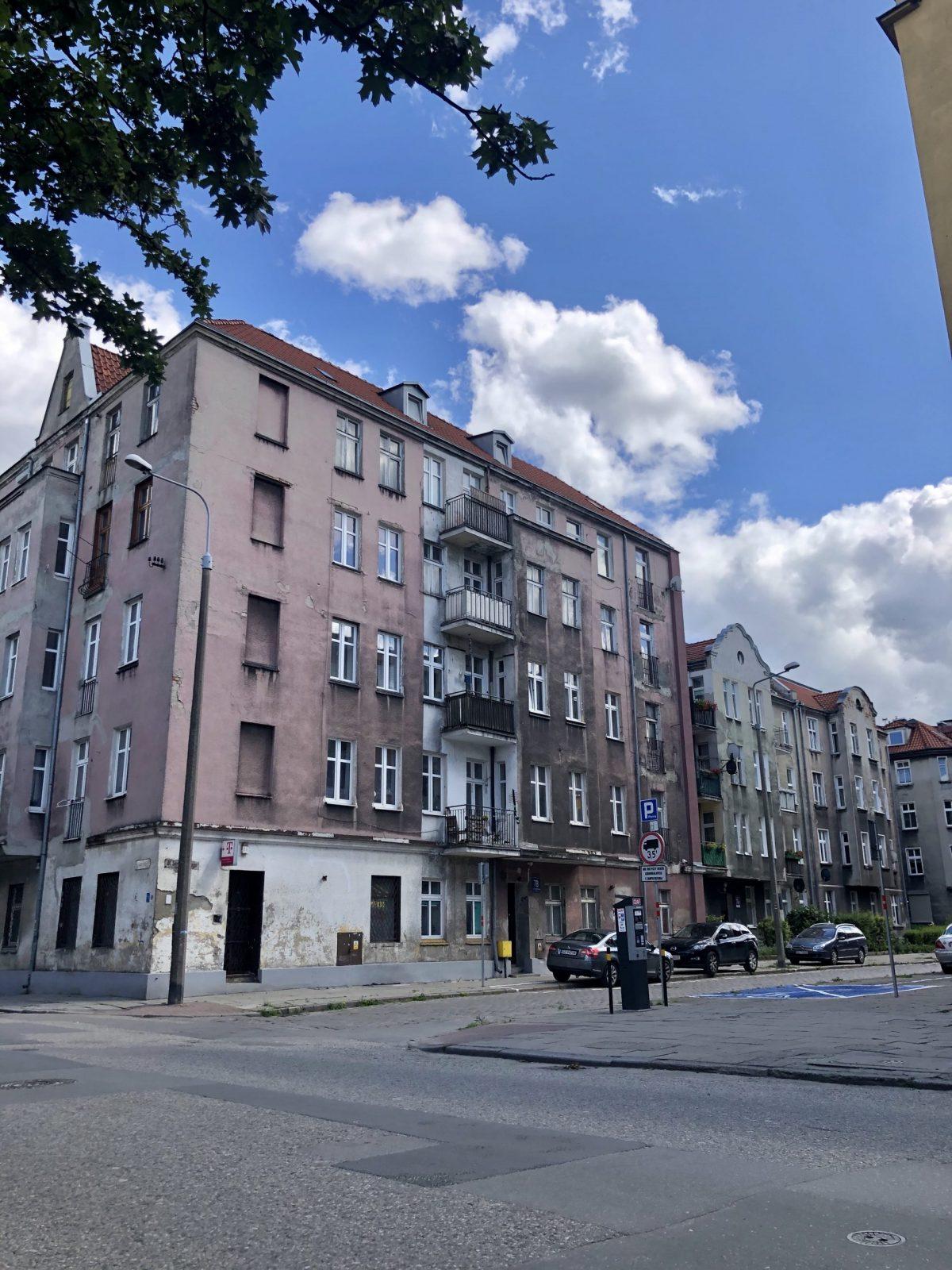 Angielska Grobla Gdańsk