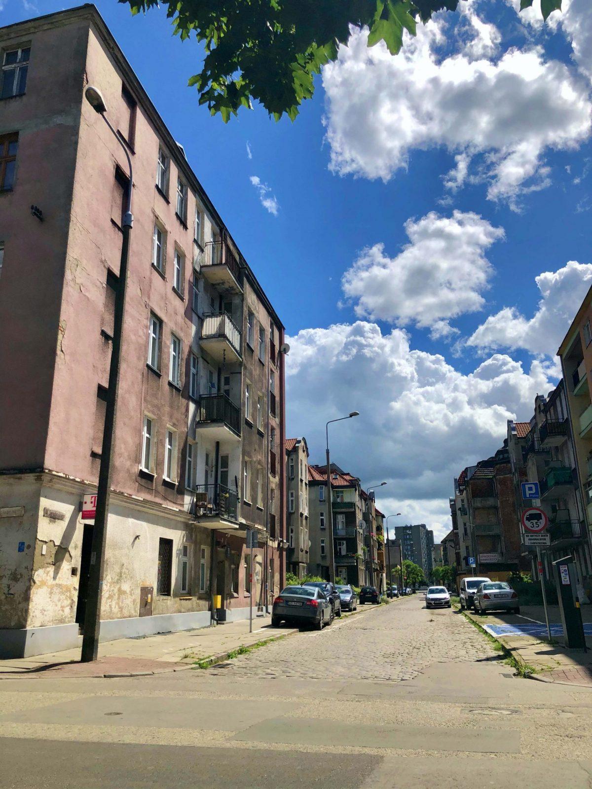 stare kamienice Gdańsk