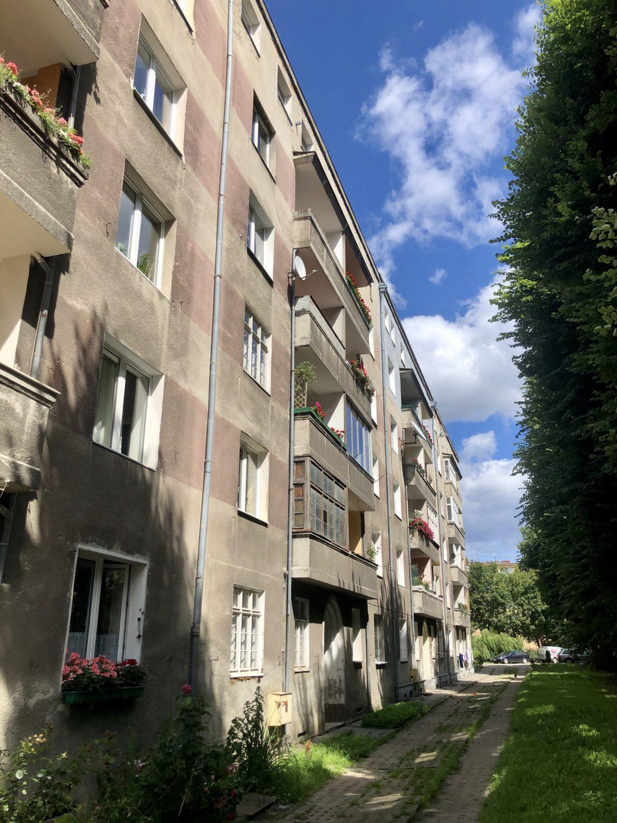 ulice Gdańska