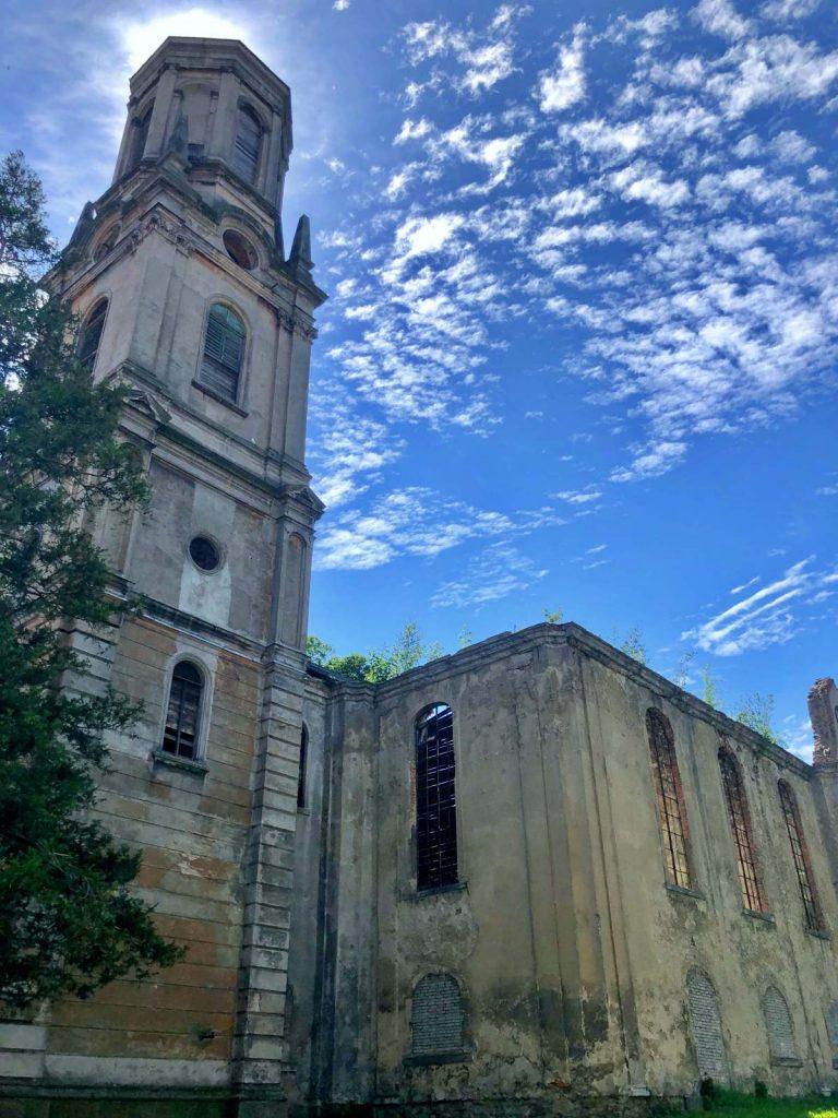 Góry Izerskie kościół