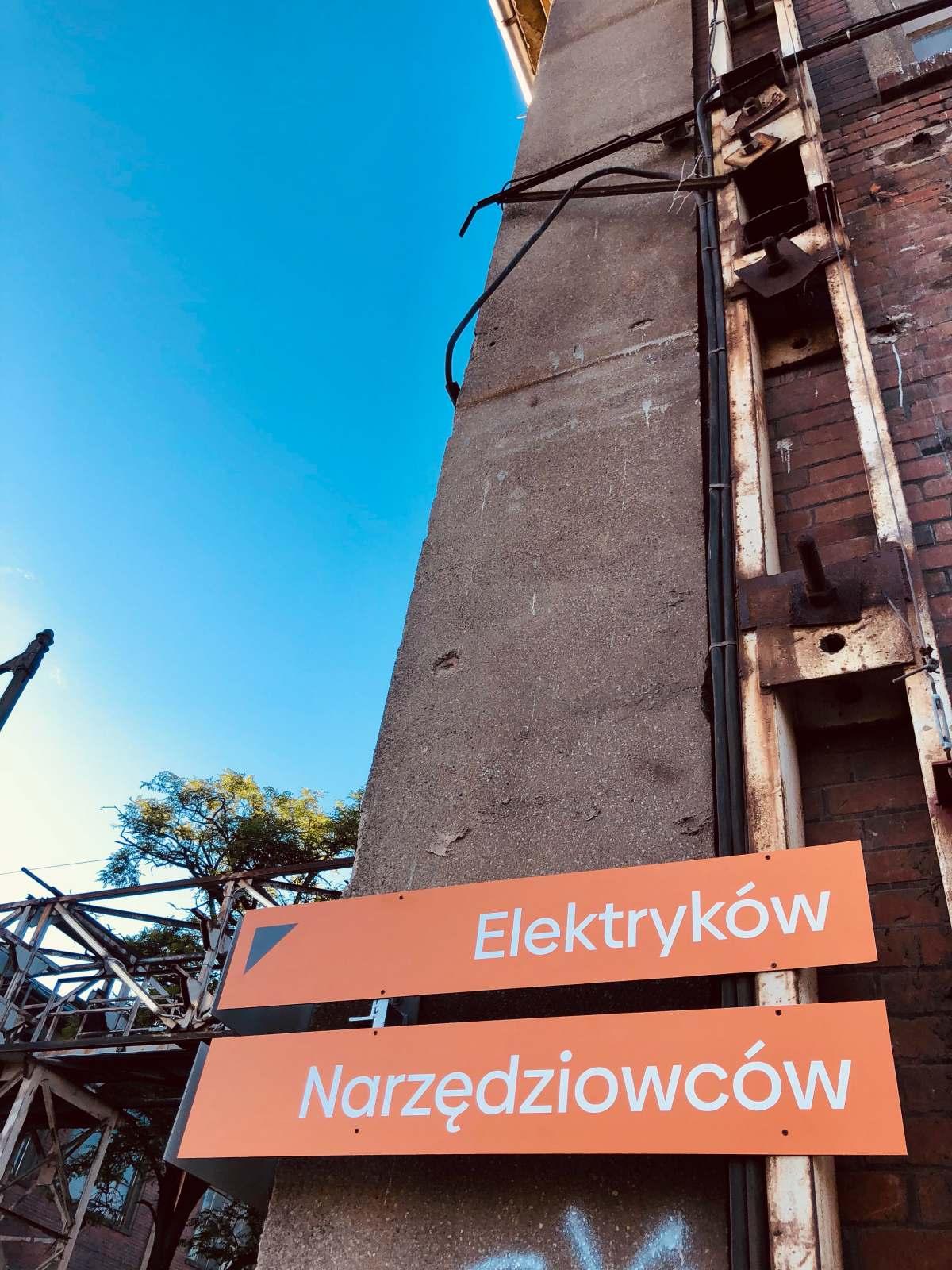 Ulica Elektryków