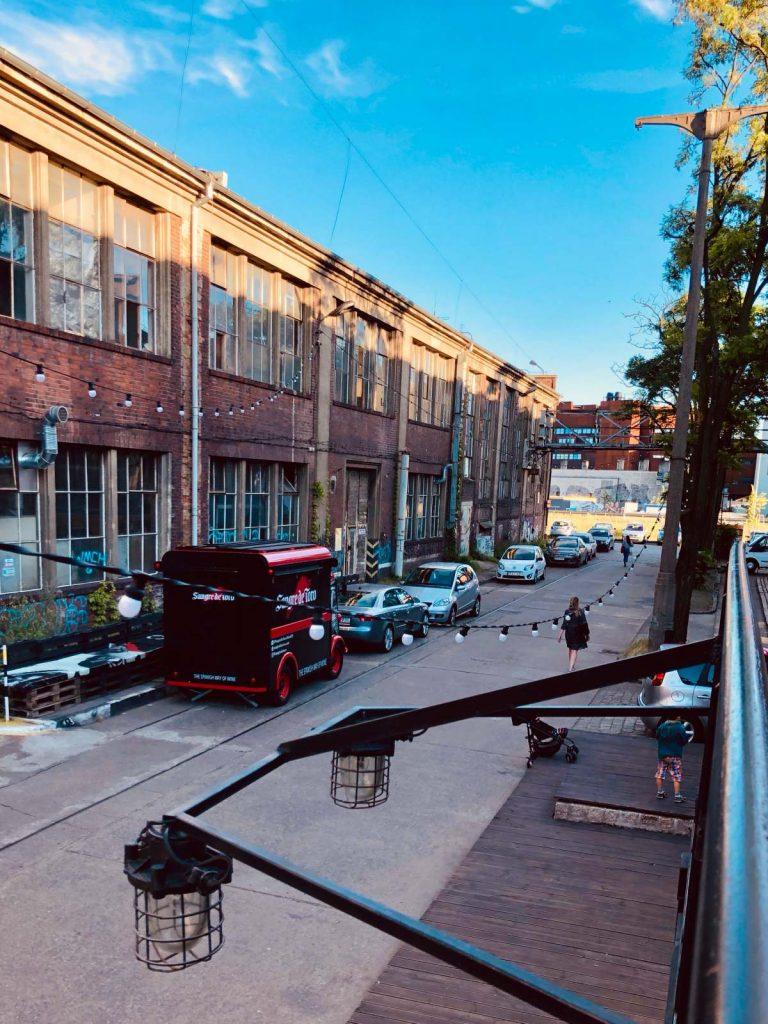 Ulica Elektryków Gdańsk
