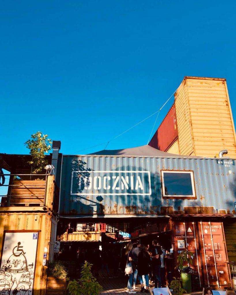 kontenery Gdańsk
