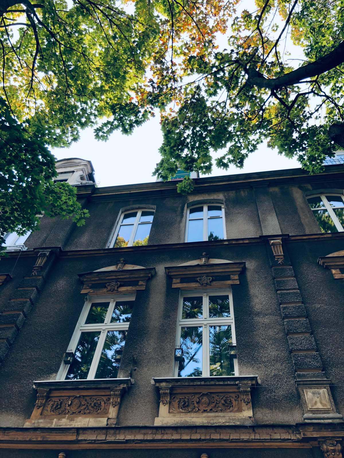 Kamienica na ulicy Matejki w Gdańsku