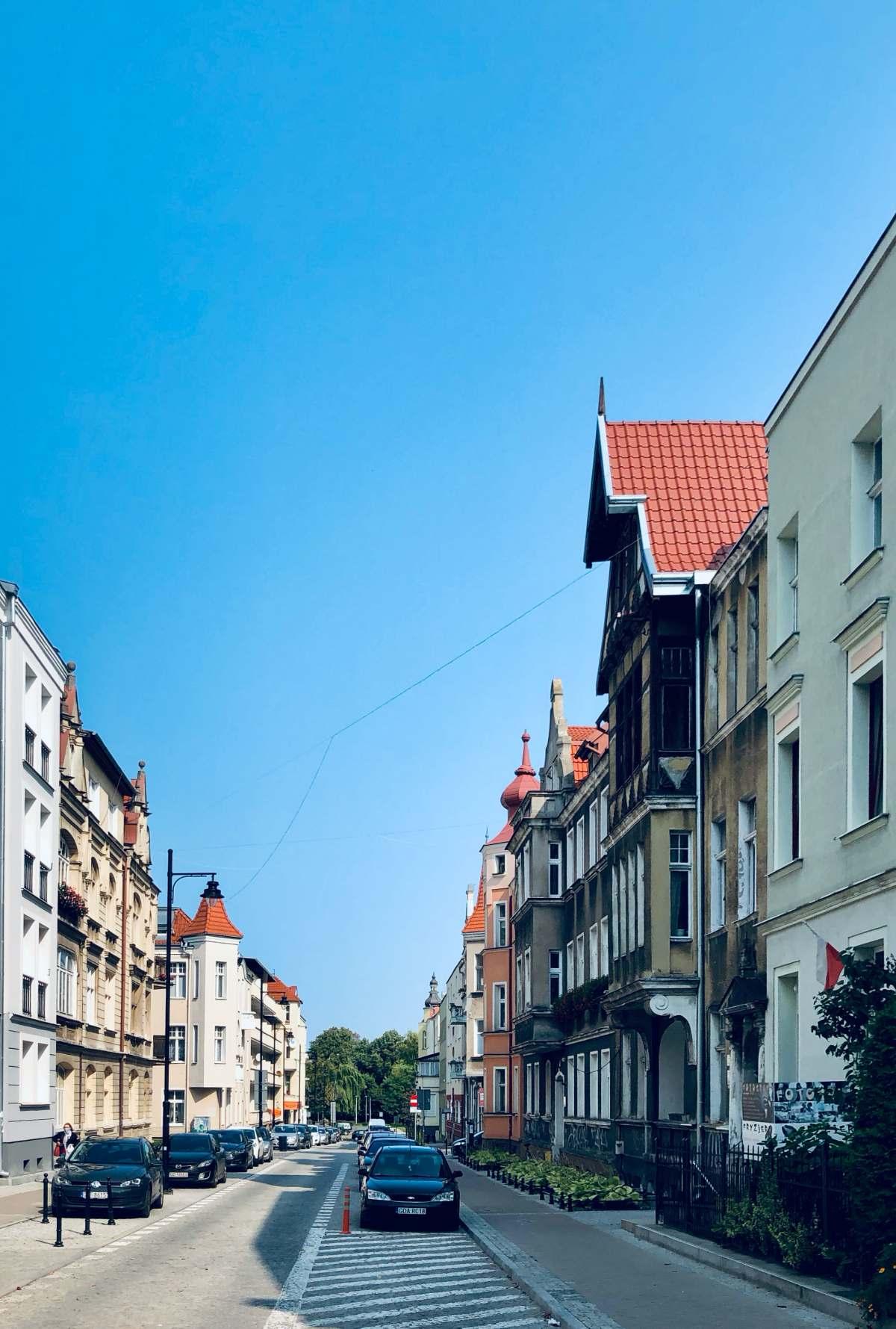 Ulica Sobótki w Gdańsku