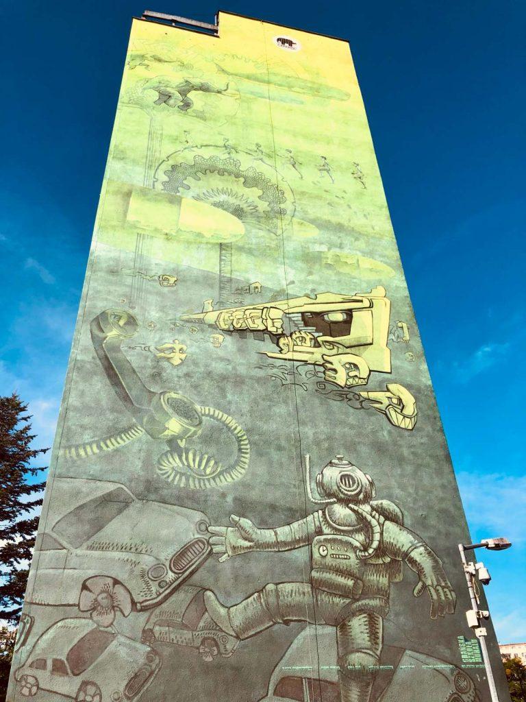 Gdańskie Murale